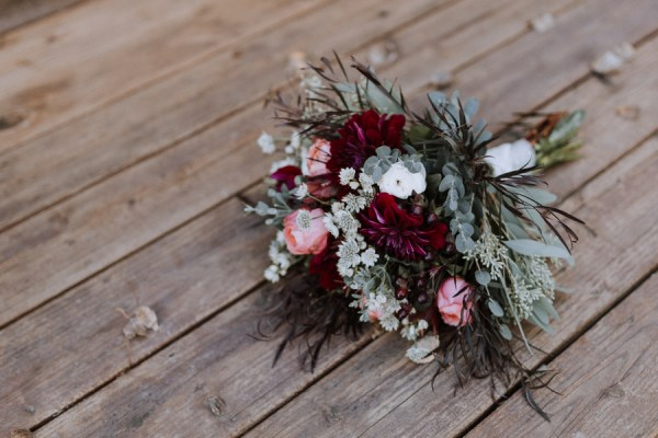 romantic country wedding