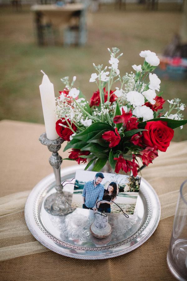 whimsical woodsy wedding