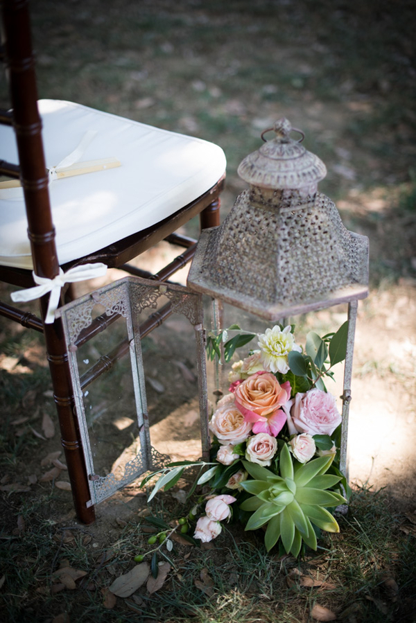 rustic Italian wedding