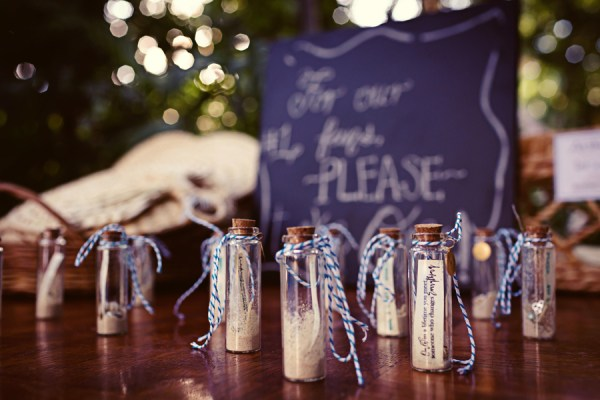 boho beach chic wedding