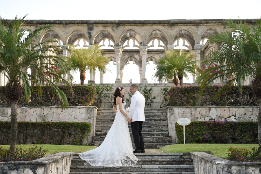 Ashley Adams Bahamas Destination Wedding