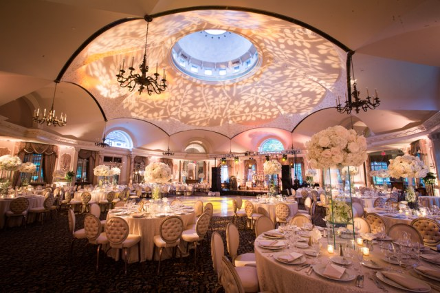 elegant Jewish wedding