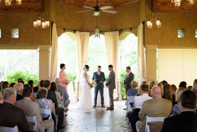 rustic vineyard wedding