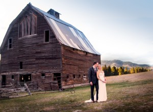 DIY rustic ranch wedding