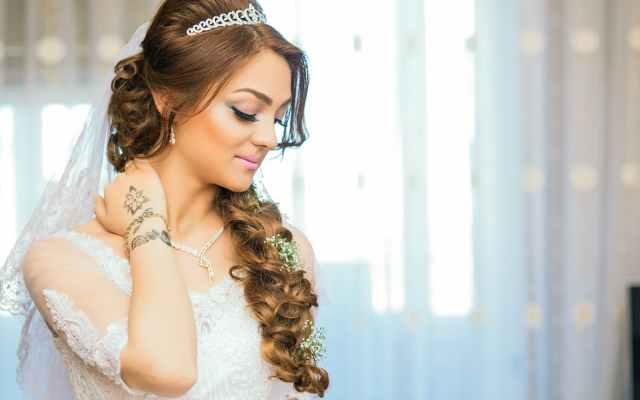 modern weddings skin care