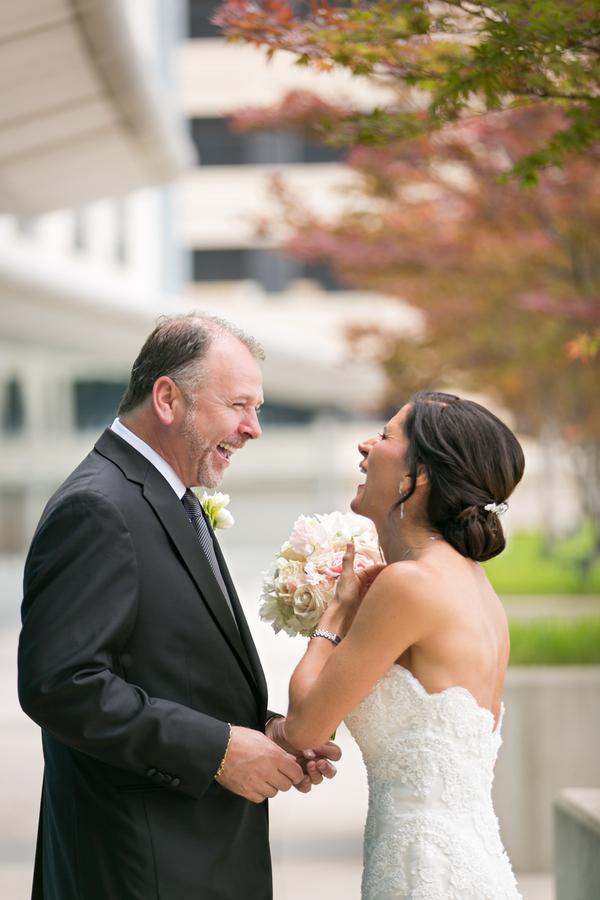 Fort Worth ballroom wedding