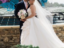 Disney-inspired southern wedding