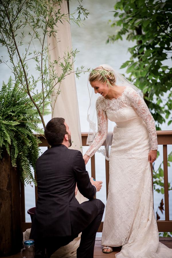 Knoxville farm wedding