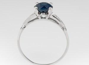 Sapphire EraGem Ring