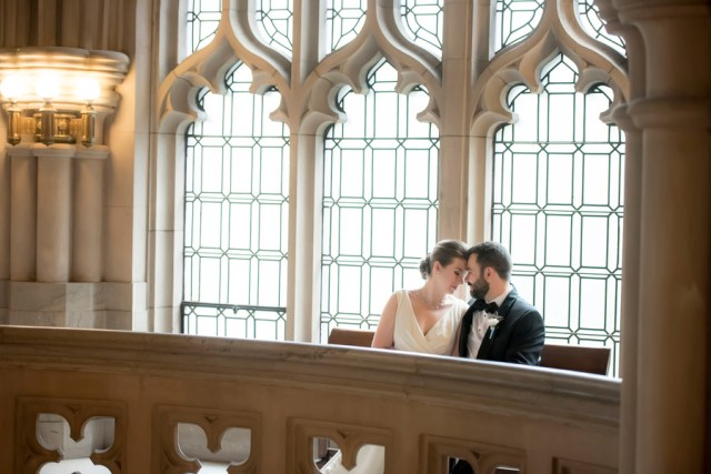 urban seminary wedding
