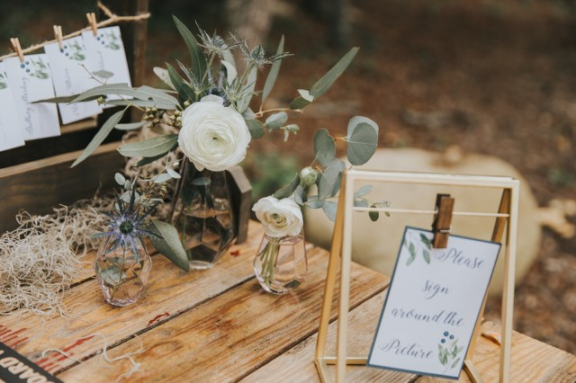 historic country chapel wedding