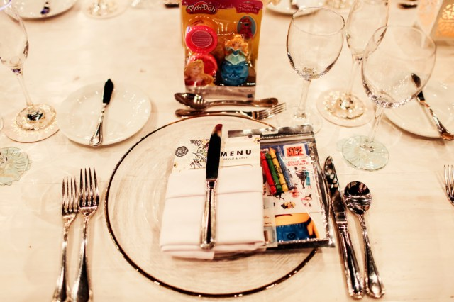 glam Cancun wedding