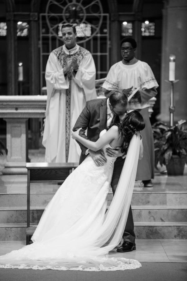 classic Florida wedding