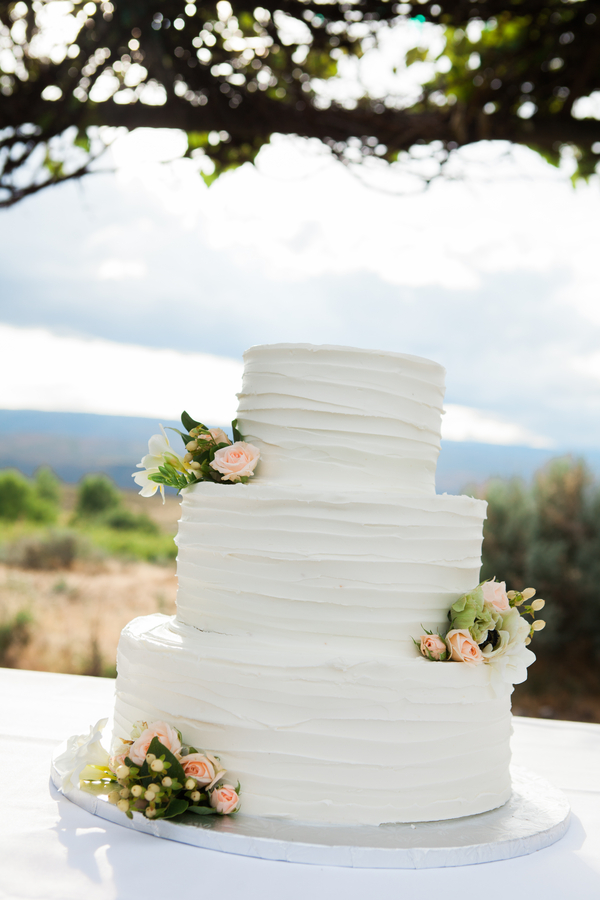 Washington winery wedding