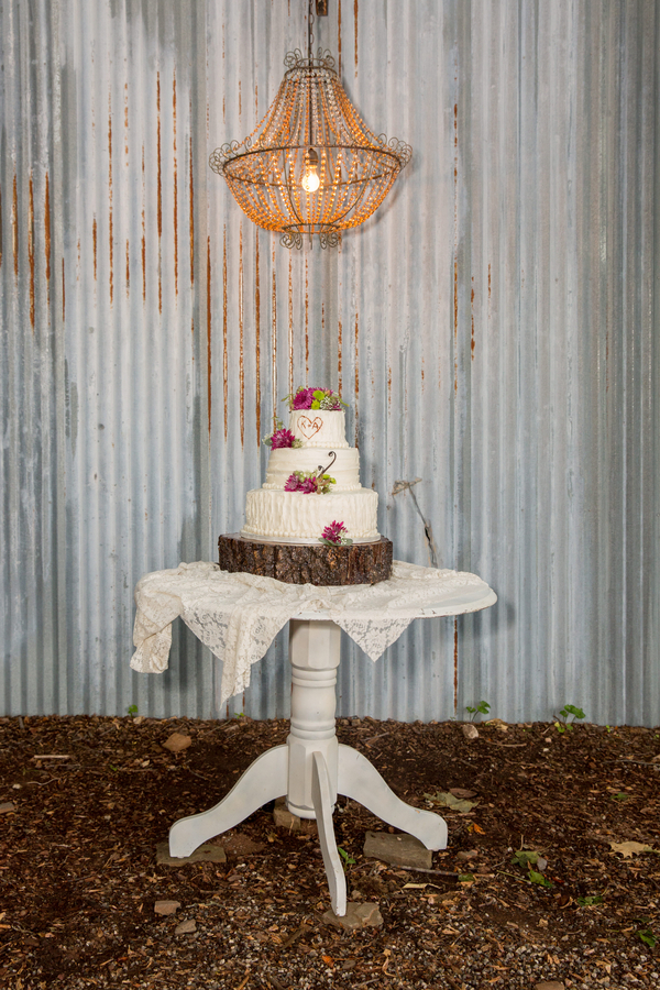 rustic Cleveland wedding