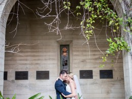 eco-friendly California wedding