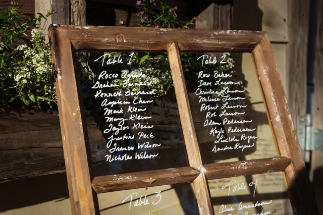 spring farm wedding