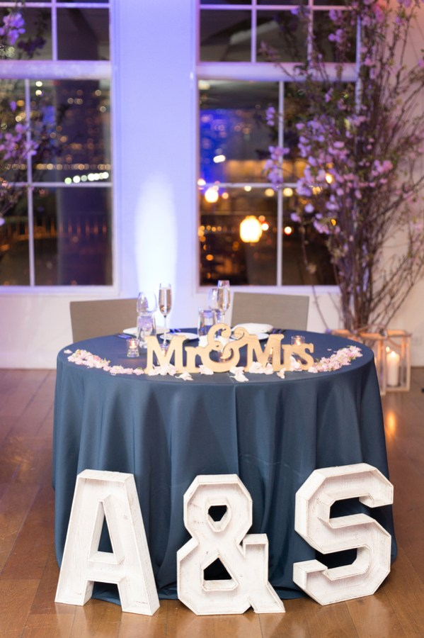 romantic modern wedding
