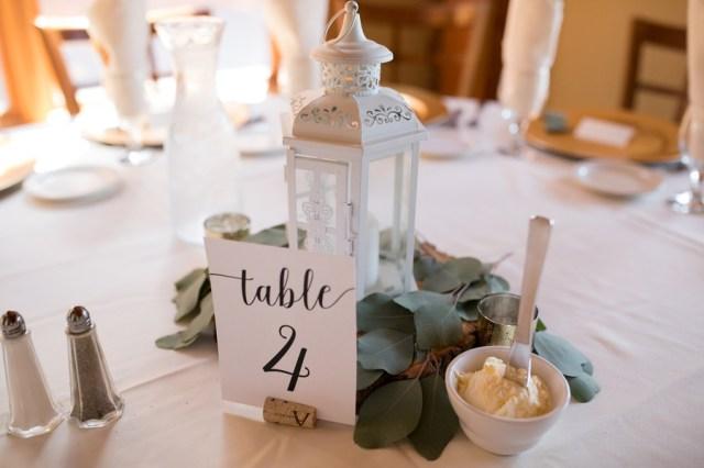 romantic rustic wedding