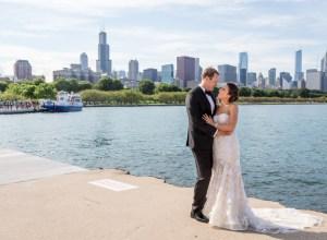 world's fair inspired wedding