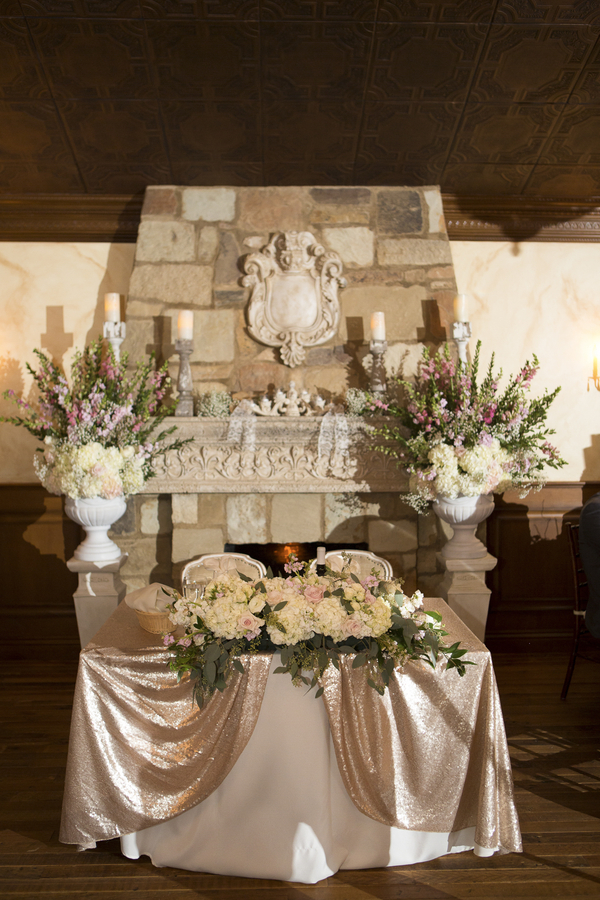 romantic intimate wedding