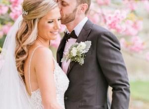 romantic white wedding