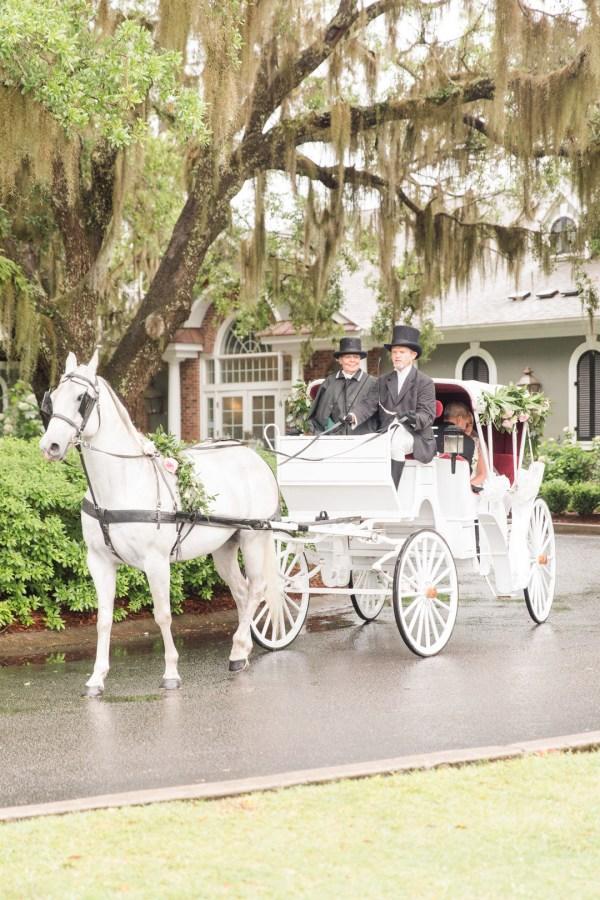 classic South Carolina wedding