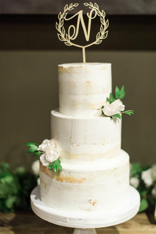 elegant industrial wedding