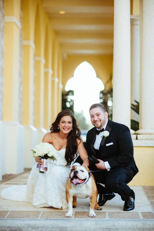 elegant Jewish wedding