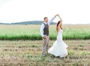 Pennsylvania farm wedding