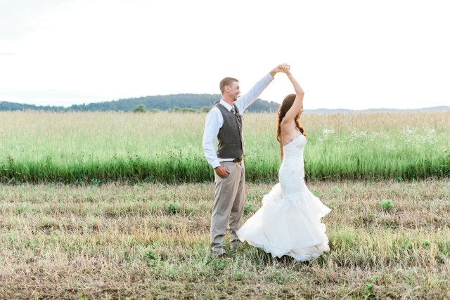 Pennsylvania farm wedding