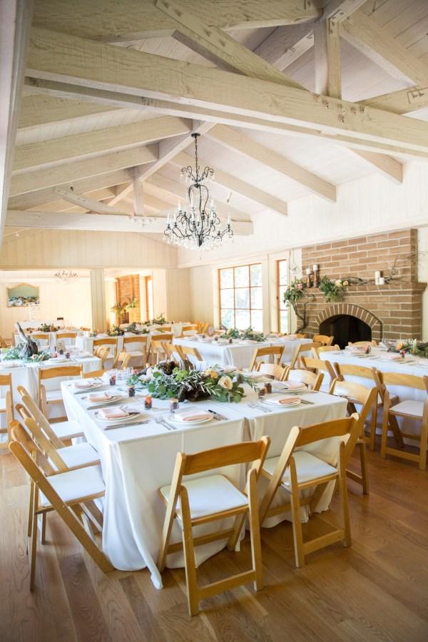 romantic California wedding