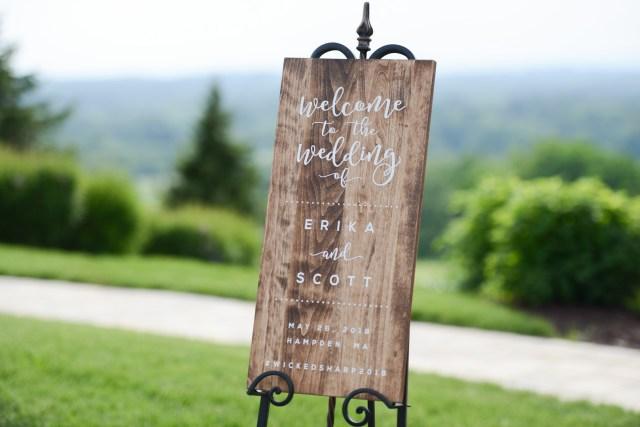 elegant summer wedding