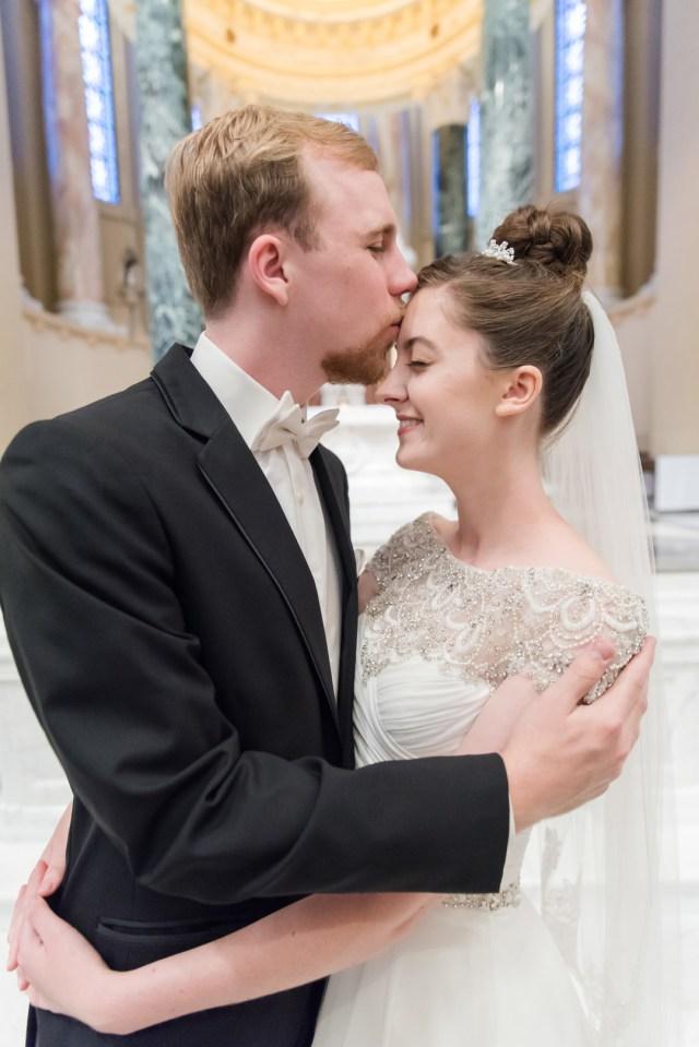 classic historic wedding