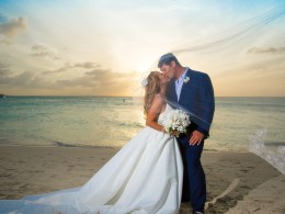 beach cotton wedding
