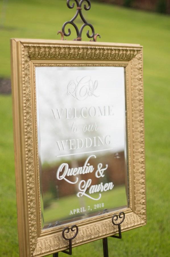 elegant blush wedding