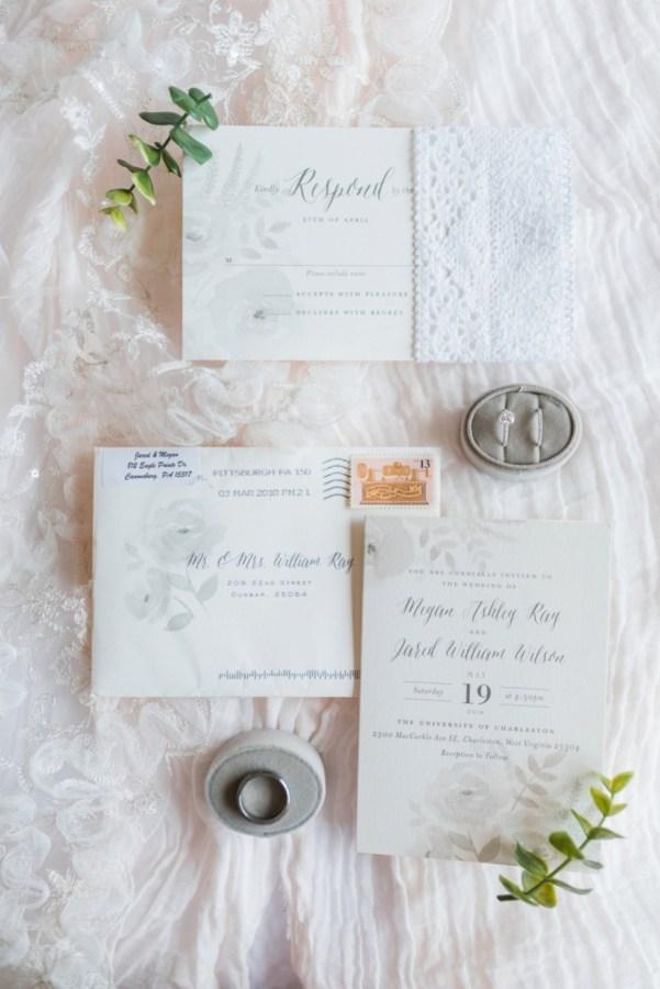 traditional summer wedding