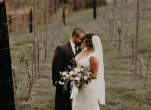 Georgia vineyard wedding