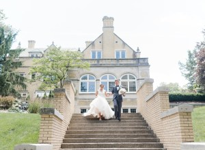 romantic estate wedding