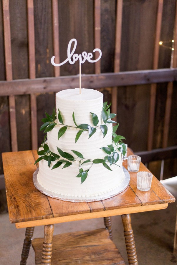 rustic Georgia wedding