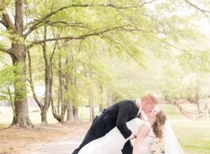 rustic Georgia wedding