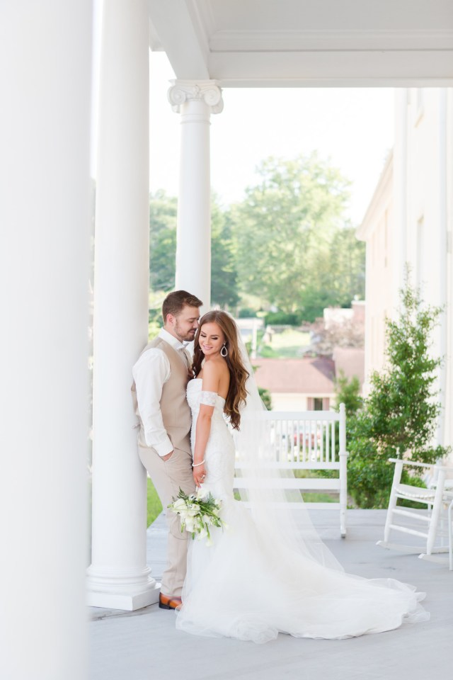 elegant Virginia wedding