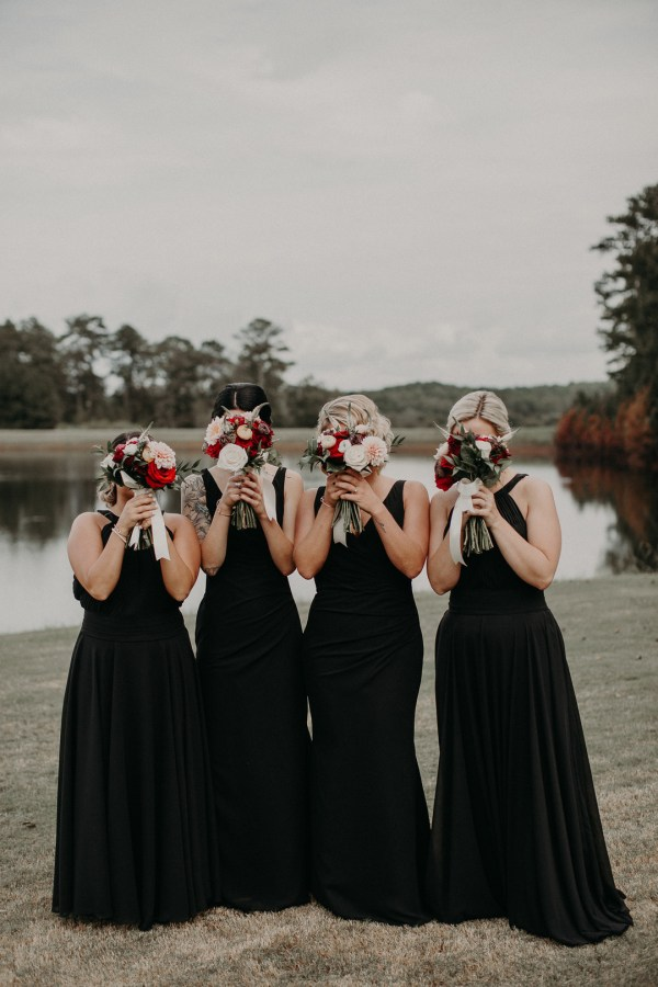moody Georgia wedding
