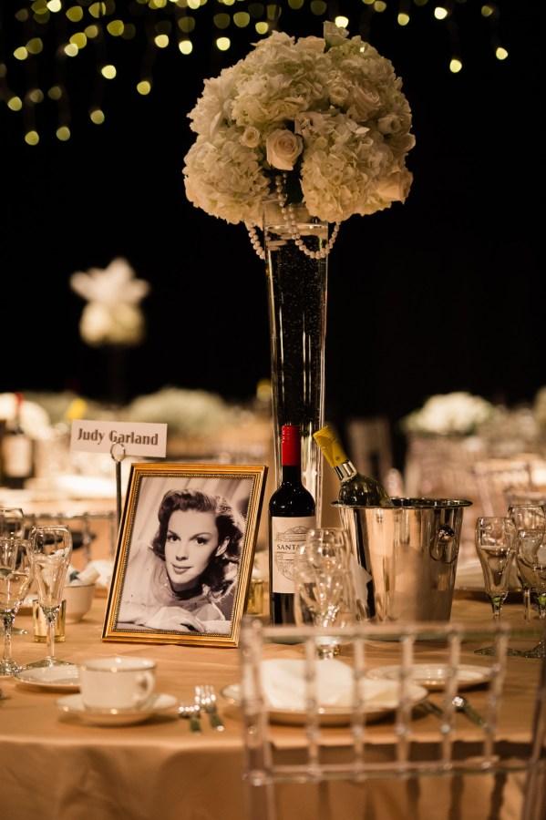 Hollywood theatre wedding