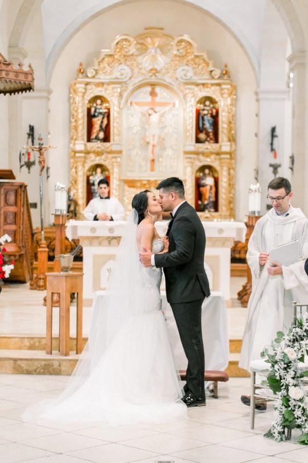 traditional Texas wedding
