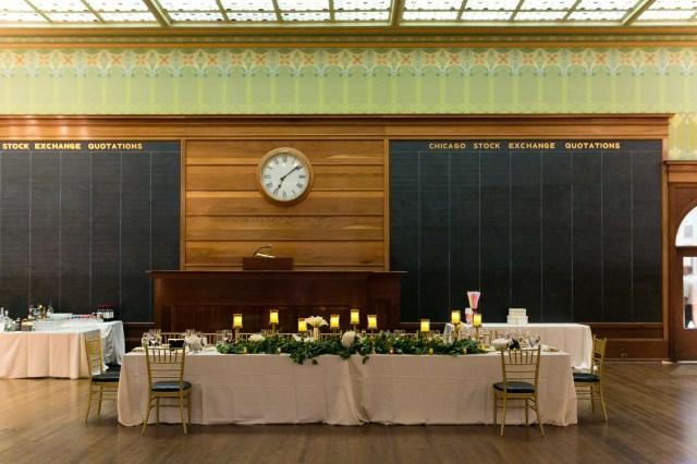 Chicago museum wedding
