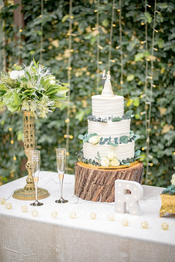 worldly rustic wedding