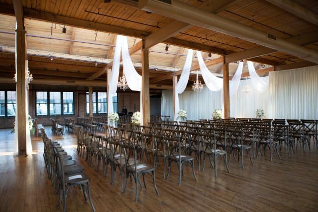 elegant urban wedding