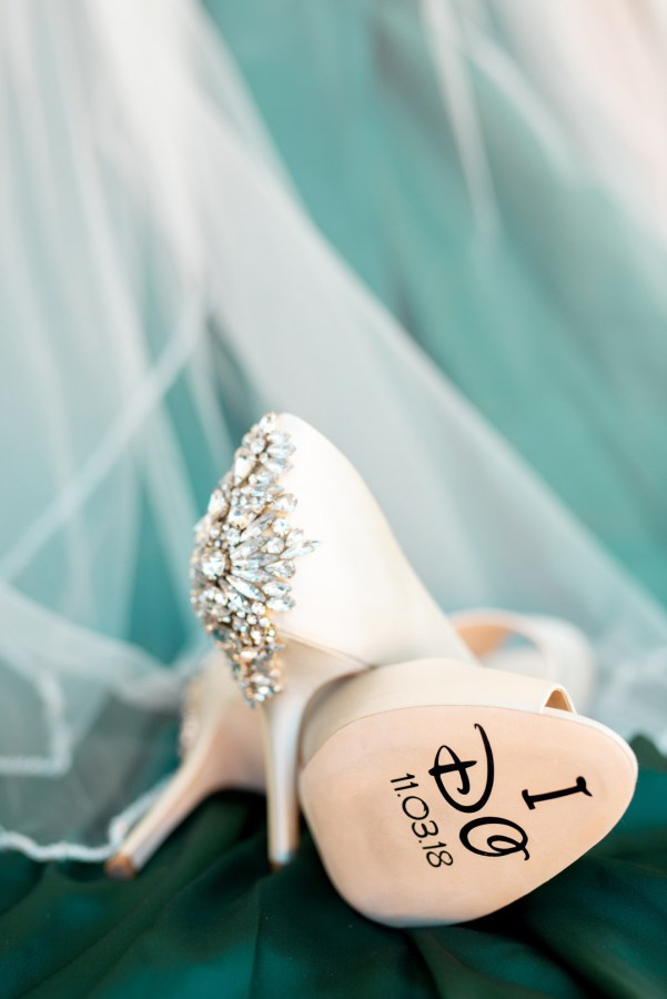 Disney-inspired wedding