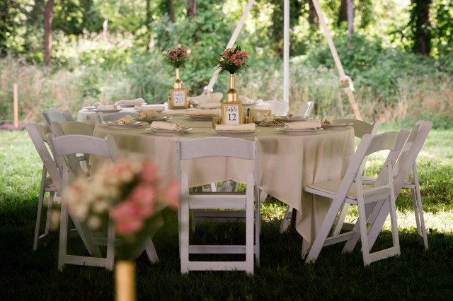 pink rustic wedding